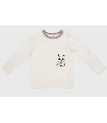 L/s T-shirt Uhuu
